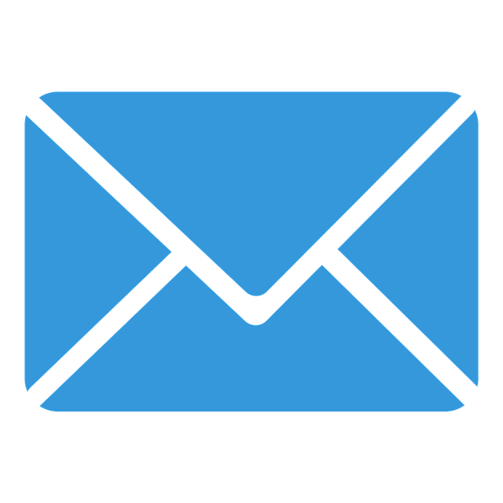 une lettre - une enveloppe