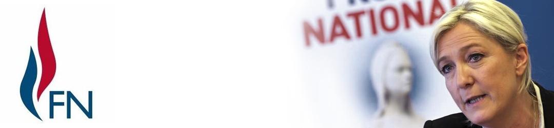 Front National Marine Le Pen