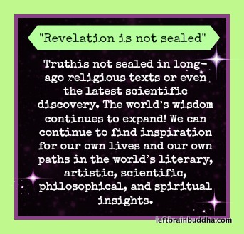 RevelationNotSealed