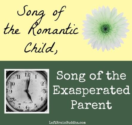 Romantic-Child-Exasperated-Parent