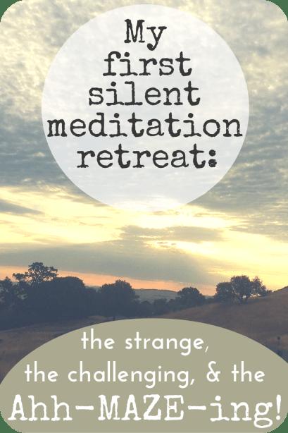 Silent Meditation Retreat 1