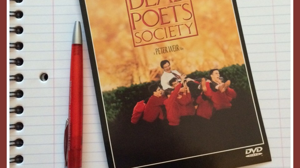 What Dead Poets Society Taught Me About Being a Teacher