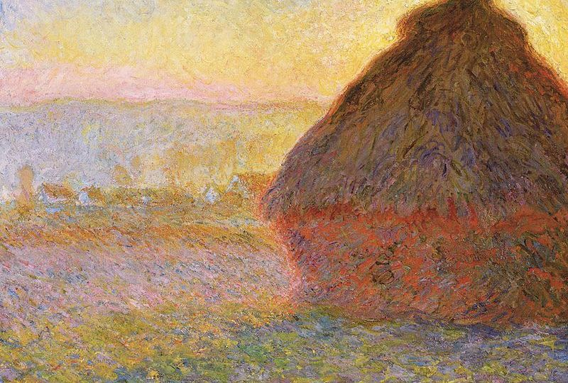 5 Ways Meditation is Like a Monet Painting