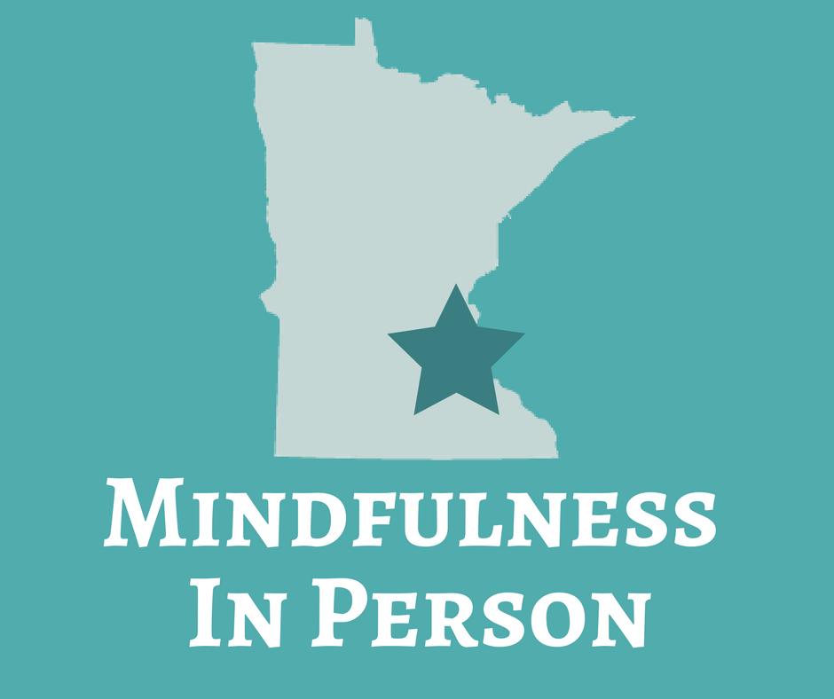Mindfulness in Minnesota!