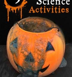 25 Spooky Science Activities for Halloween - Left Brain Craft Brain [ 1128 x 736 Pixel ]