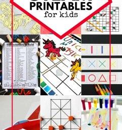 STEAM Printable Activities for Kids - Left Brain Craft Brain [ 1200 x 800 Pixel ]