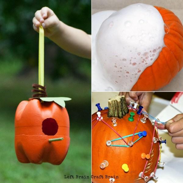 Hands- Fall Steam Activities Kids - Left Brain Craft