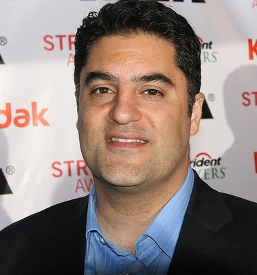 Cenk Uygur - photo by Andy Sternberg