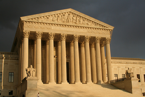 U.S. Supreme Court no. 6393 - photo by Eric E Johnson