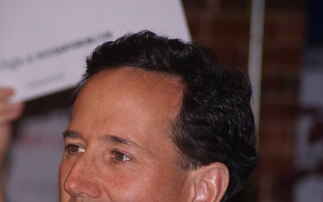 Rick Santorum - photo by Marc Nozell