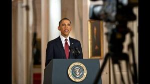 President Obama - photo by Charles McCain