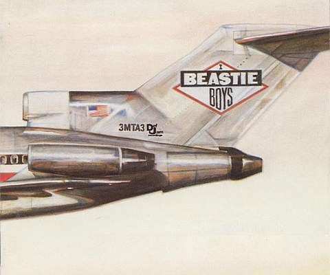 The Beastie Boys - Licensed To Ill