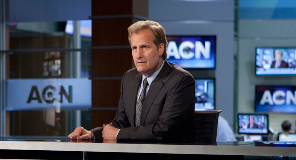 Will Mcavoy (Jeff Daniels) - The Newsroom