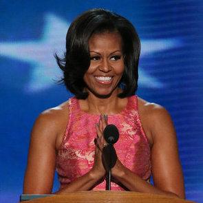 Michelle Obama - DNC speech