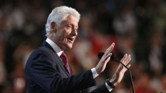 President Clinton - DNC