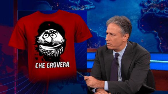 Che Grovera - The Daily Show