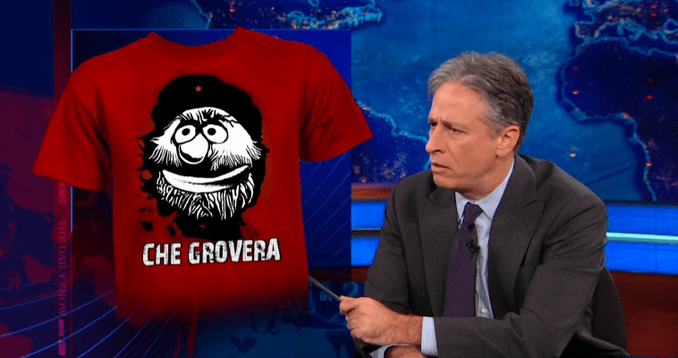 Che Grovera - The Daily Show