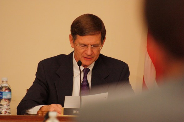 Rep. Lamar Smith - photo by Ryan J. Reilly