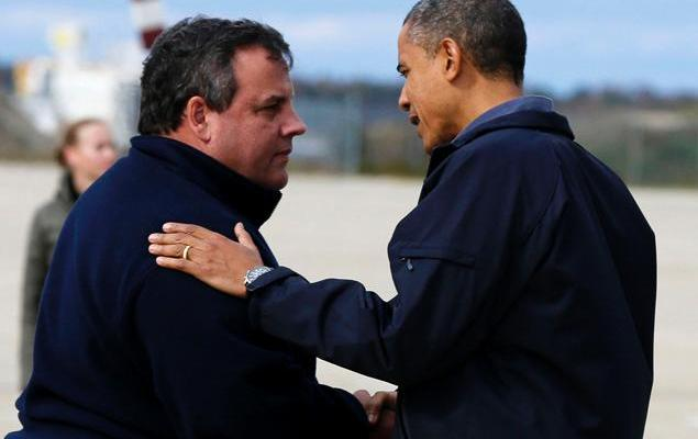 Governor Chris Christie - President Obama