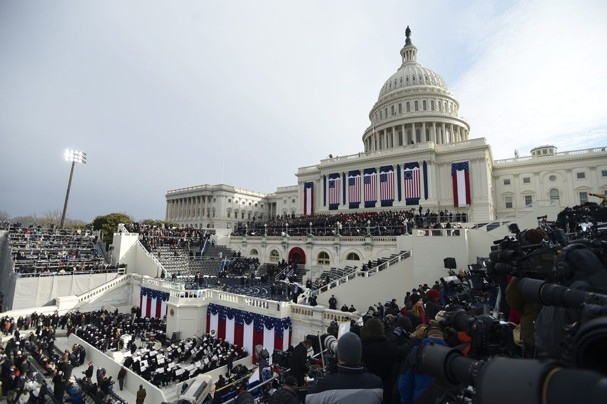2013 Presidential Inauguration - President Obama - photo by bobby75jfk