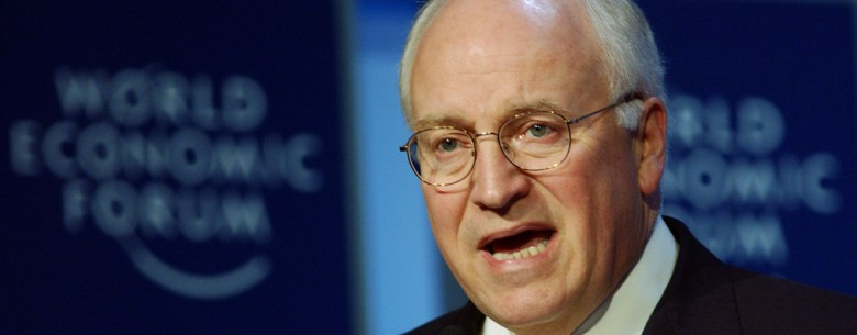 Dick Cheney - photo by World Economic Forum