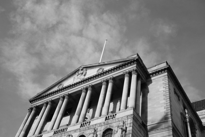 Bank of England - photo by Ofer Deshe