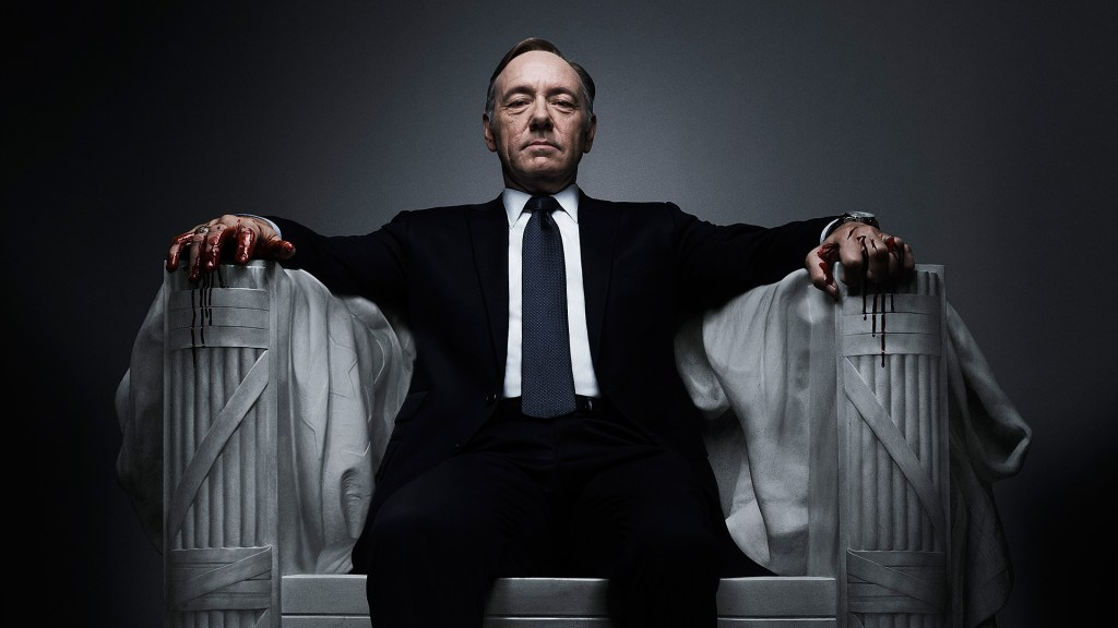 Kevin Spacey - House of Cards - Netflix