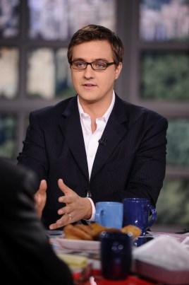 Chris Hayes - MSNBC