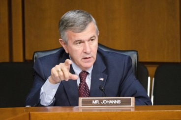 Senator Mike Johanns (R-NE) - photo by USDAgov