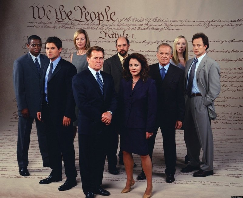 Aaron sorkin west wing we the people