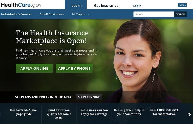 Healthcare gov