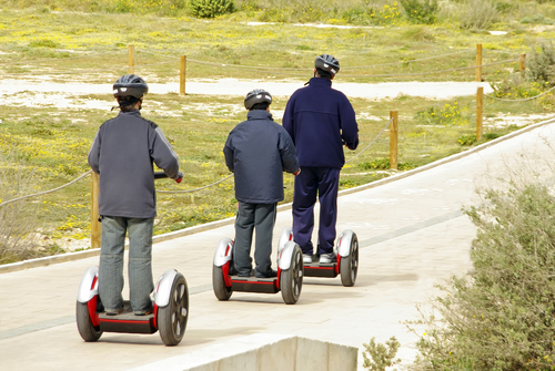 Segwaying to New Frontiers of Accommodations Under the ADA