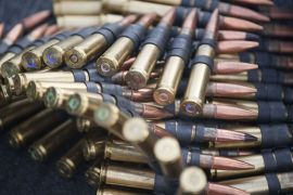 Ammunition Regulation