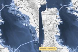 Bay Area sea level rise