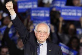 Sanders in Iowa