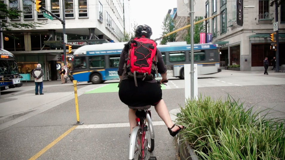 Vancouver's Multi-Modal Success Story