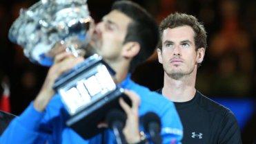 Australian Open final Djokovic Murray
