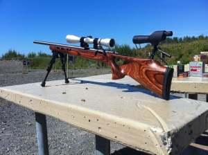 Savage Mark II BTVLSS