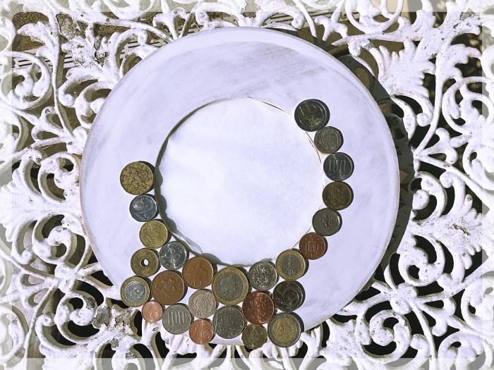 Coin Mirror 4