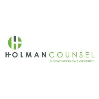 Holman Counsel