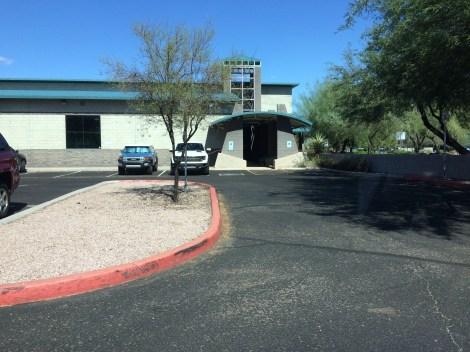 ERAU Phoenix–Mesa campus