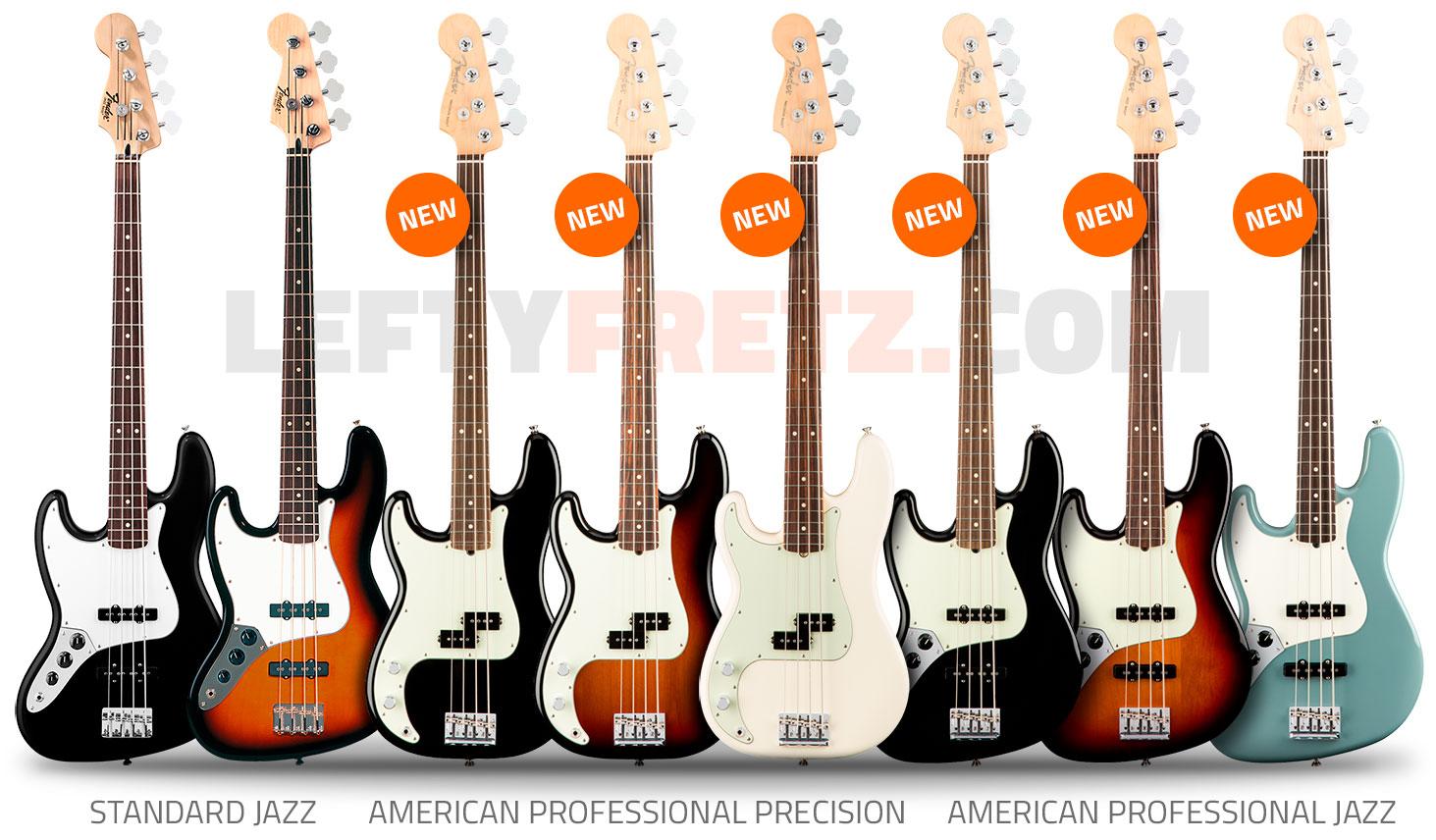 hight resolution of left handed fender guitars basses ultimate guide left handed fender bass guitars 2017