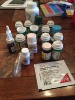 So many medicines