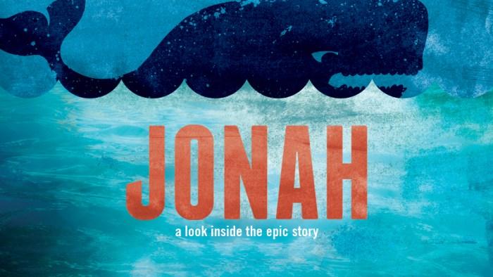 Jonah Series Pic