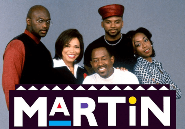 Image result for 90's black tv shows