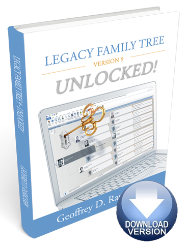 Legacy Family Tree 9 - Unlocked