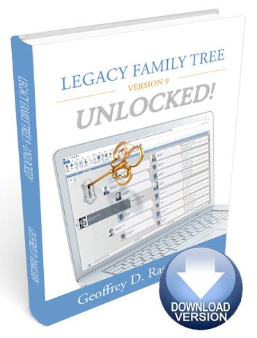 Legacy Family Tree 9 - Unlocked
