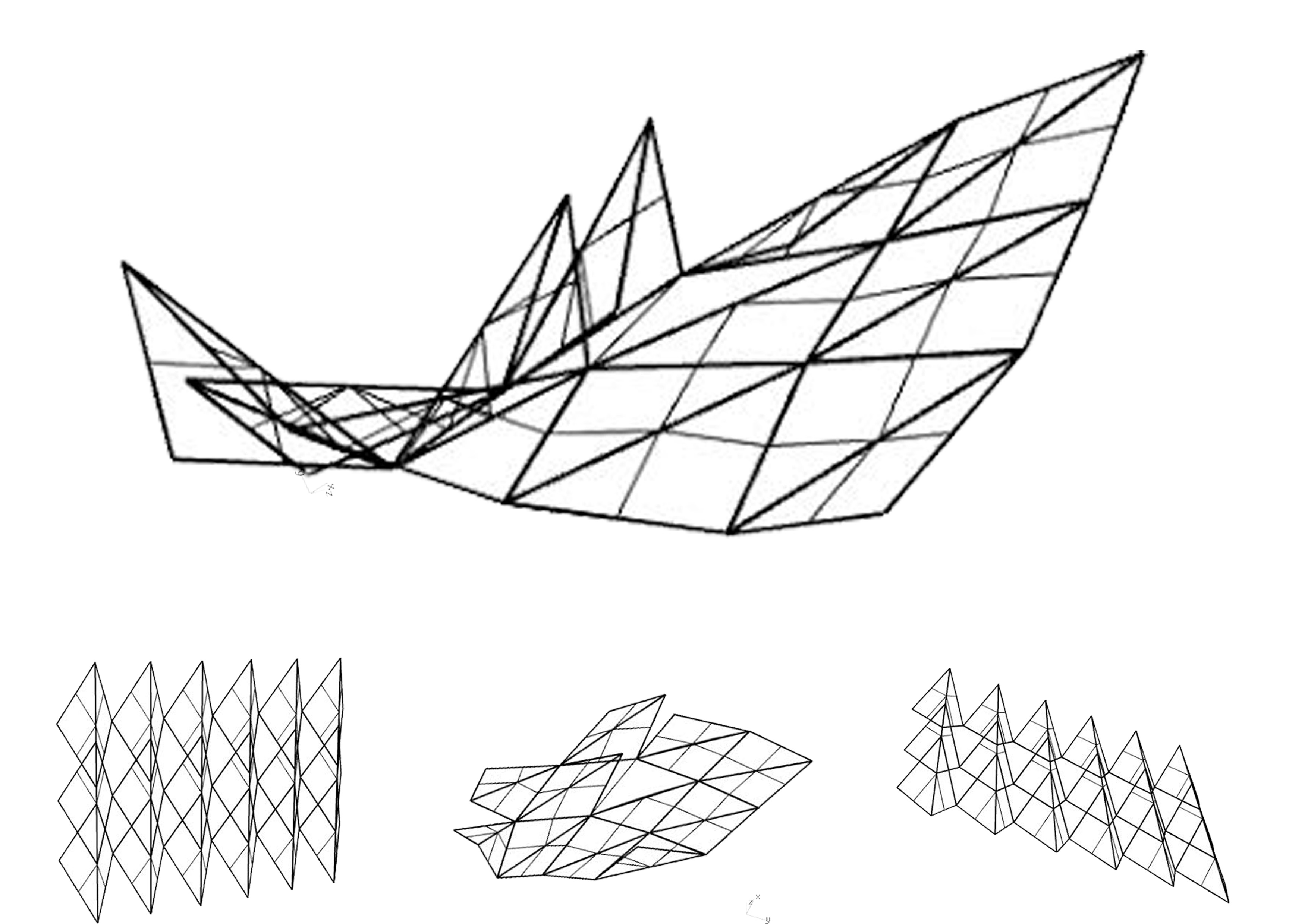 Structural folds