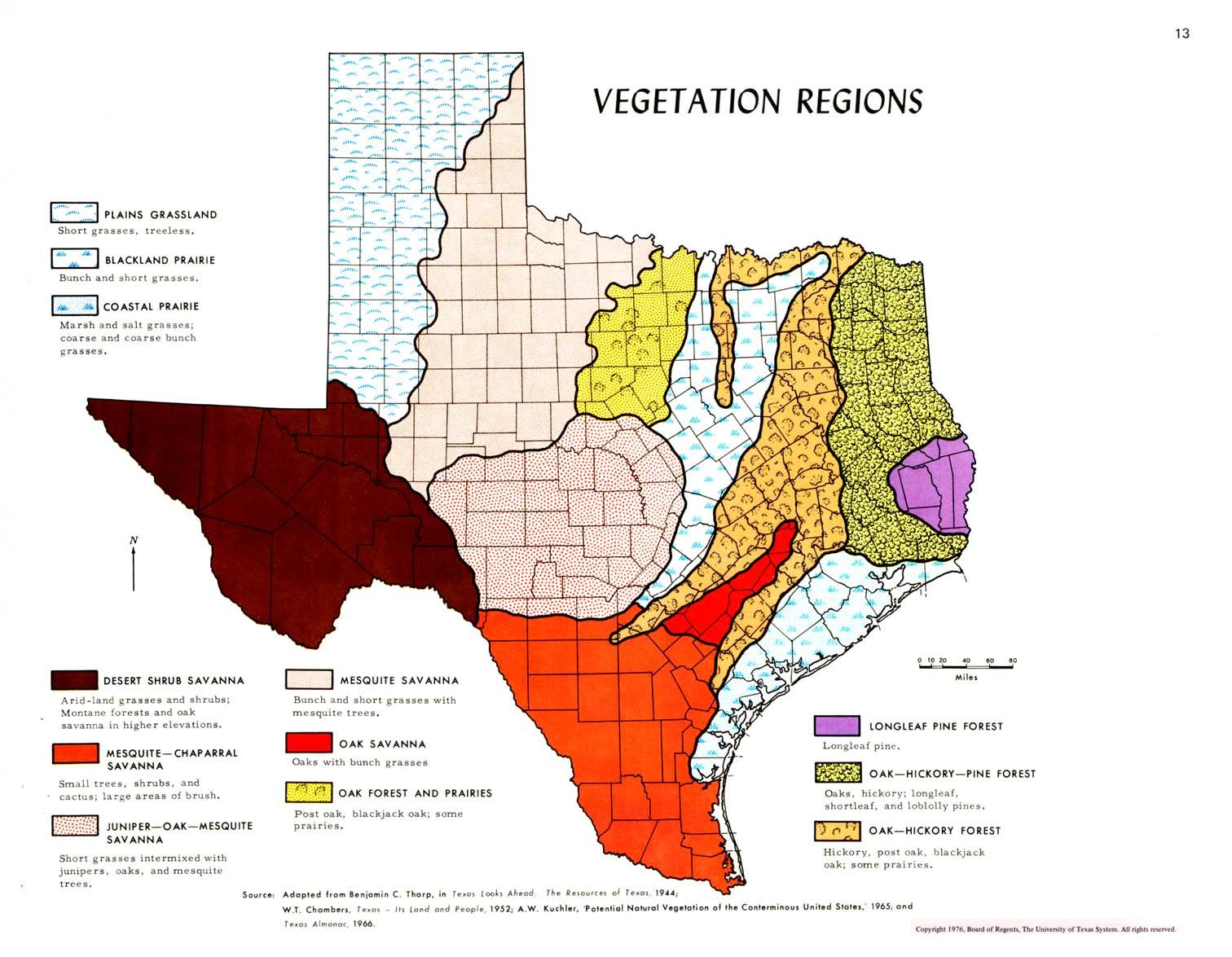 Atlas Of Texas