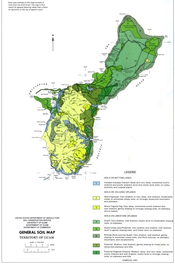 Guam Maps PerryCasta241eda Map Collection UT Library Online